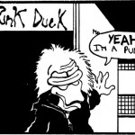 Punk-duck