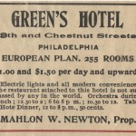 Green&#8217;sHotel