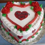 valentine-cake
