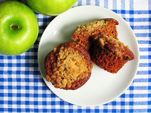 Apple Carrot Muffins | Willceau Illo News